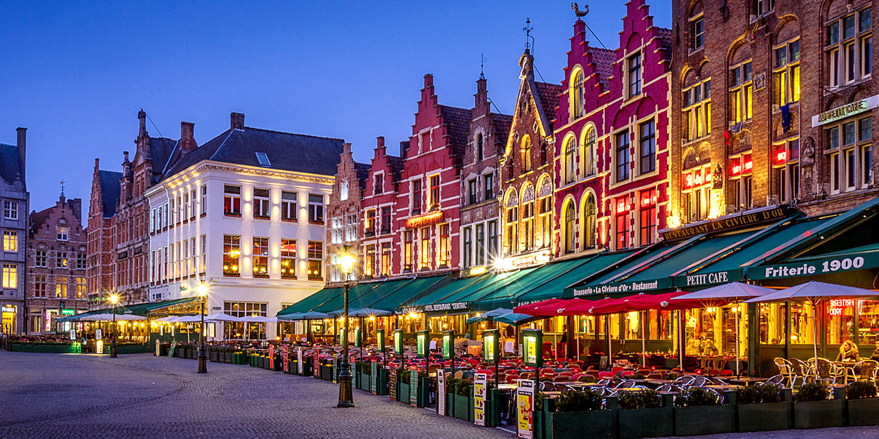 Beauty of belgium Bruges