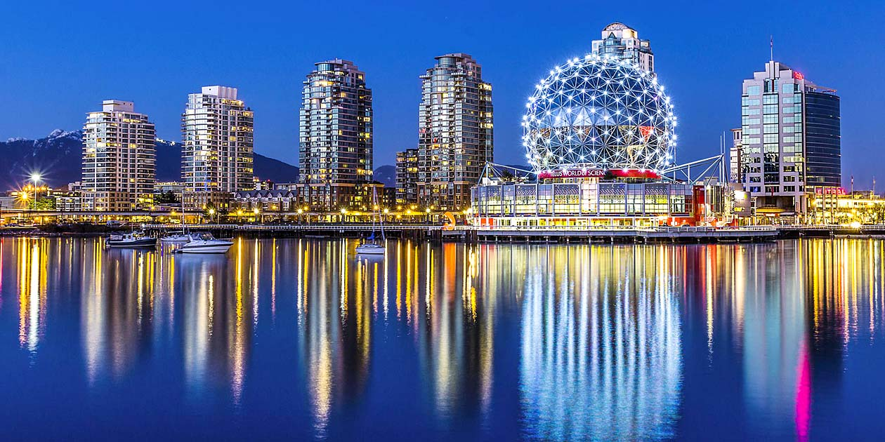 Vancouver Of  Canada