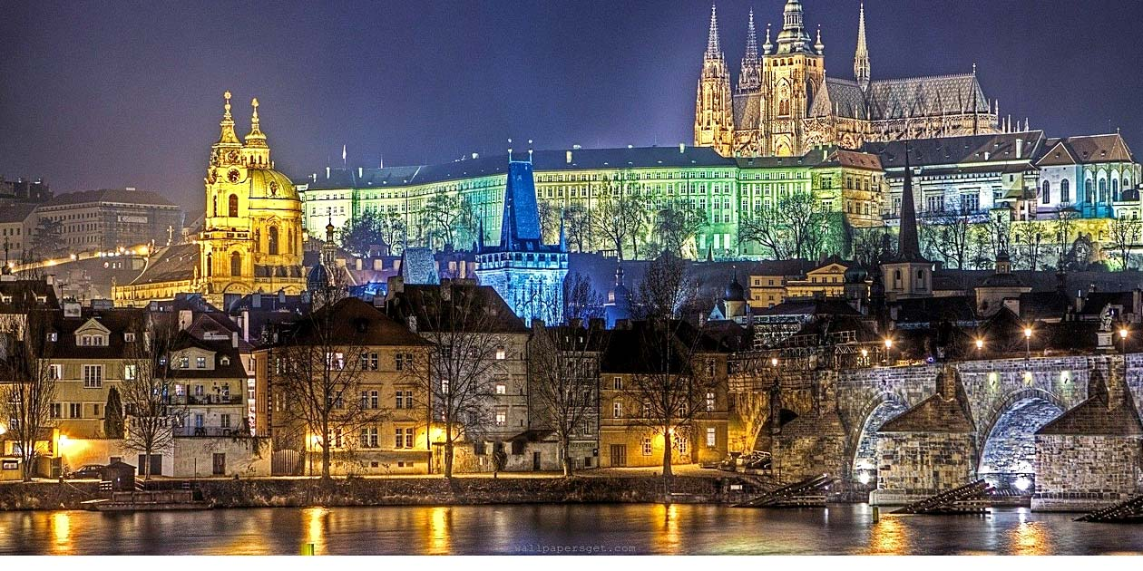 Beautiful Praha Czech Republic