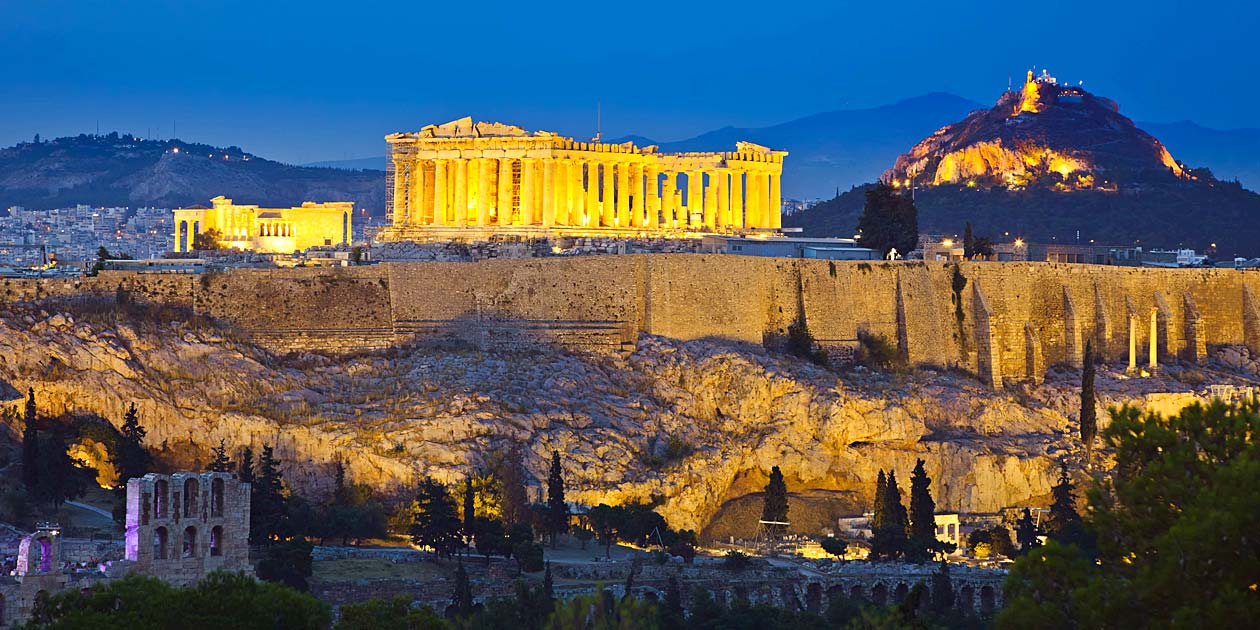 greece acropolis athens