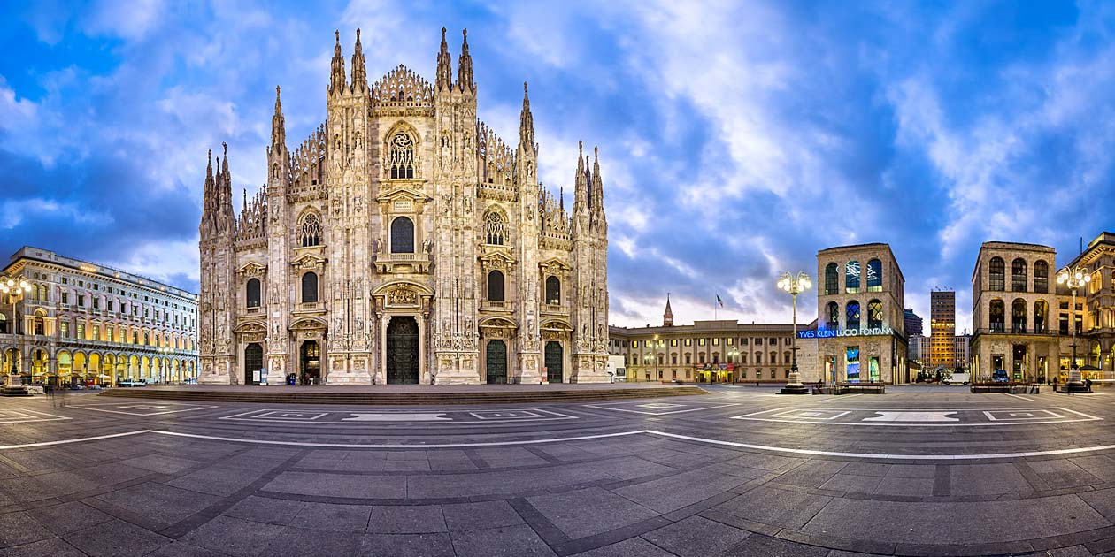 Grand Milan Cathedral