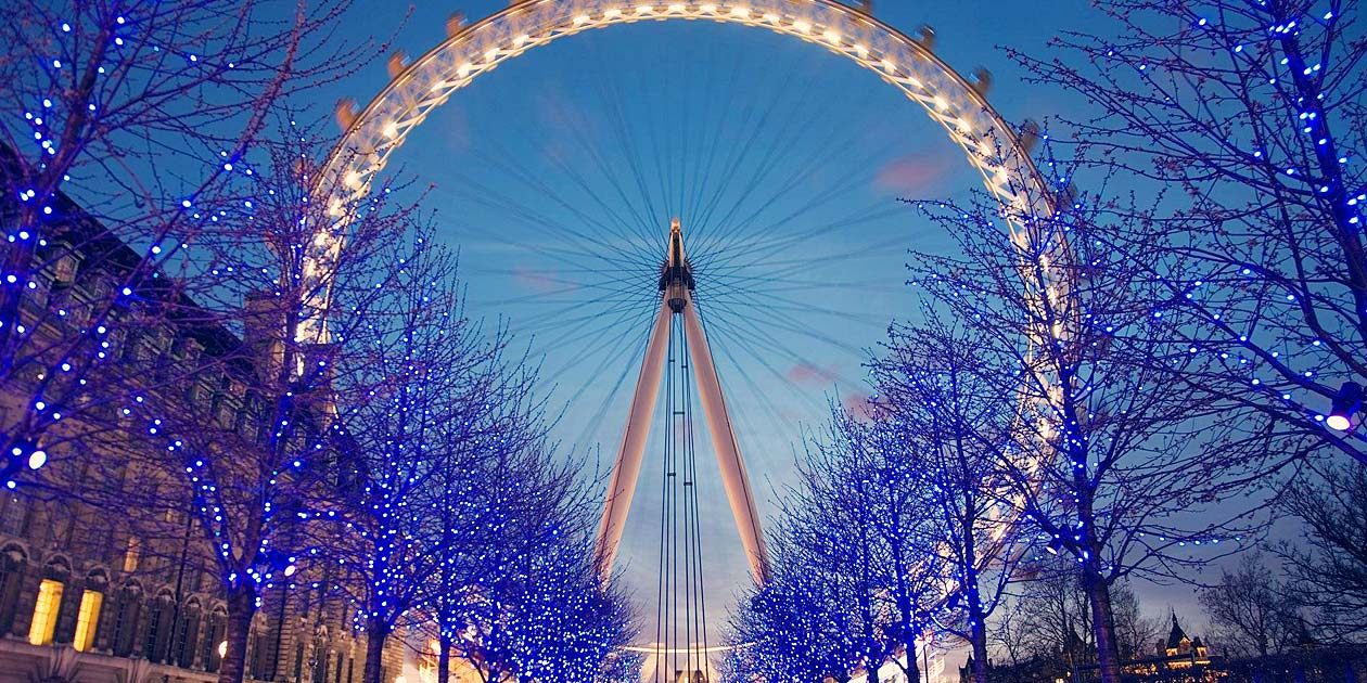 Beautiful London Eye