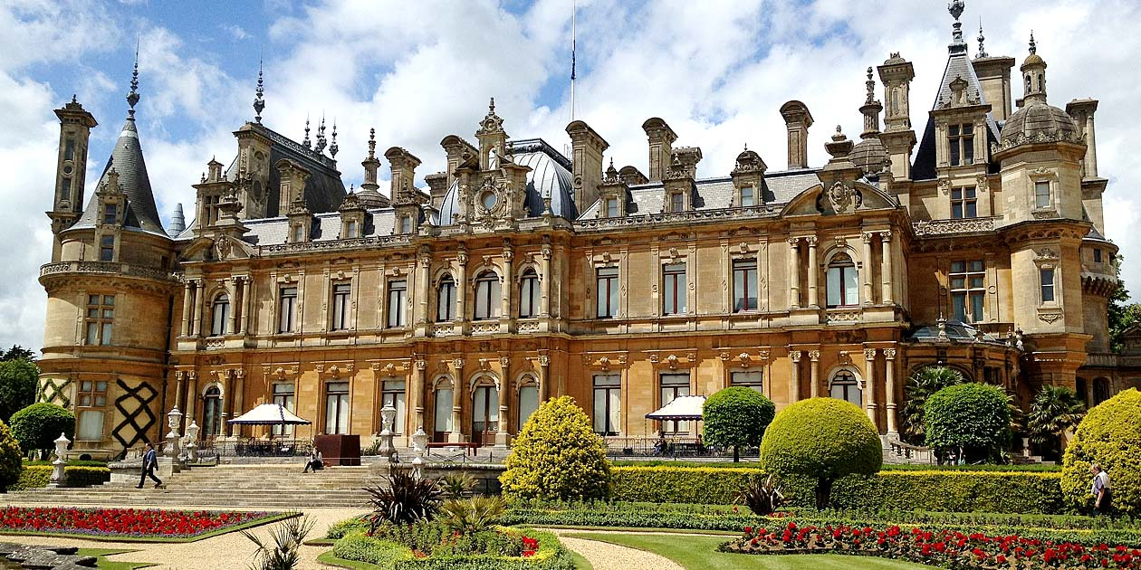 Waddesden Manor