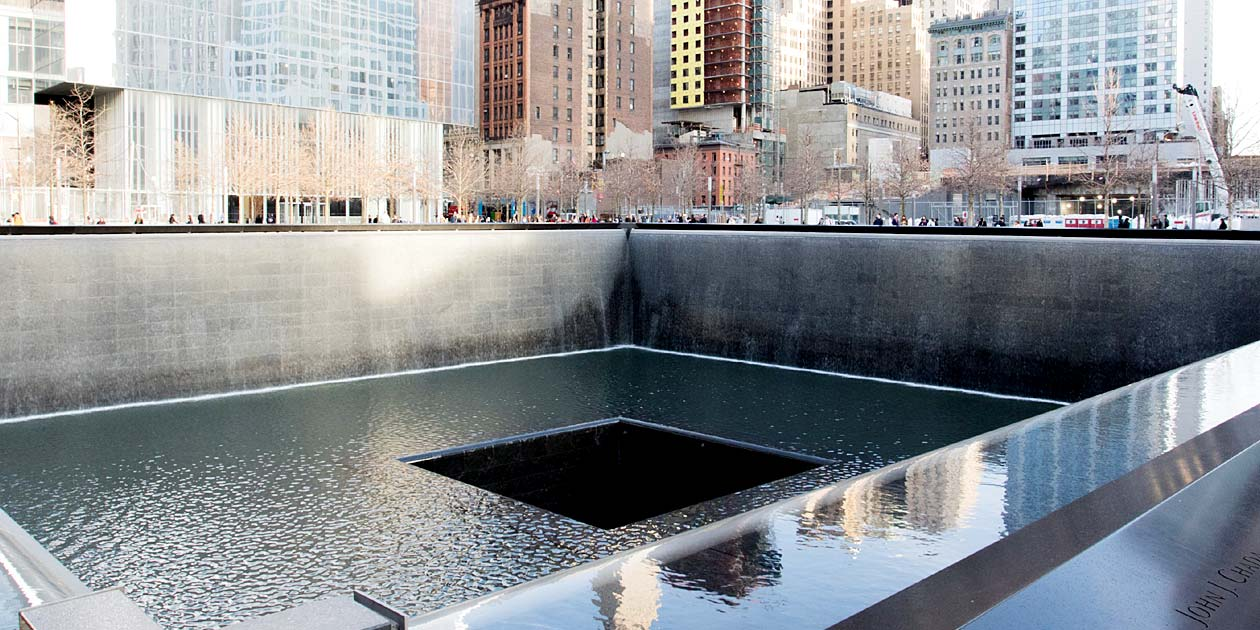 Ground Zero Memorial New York