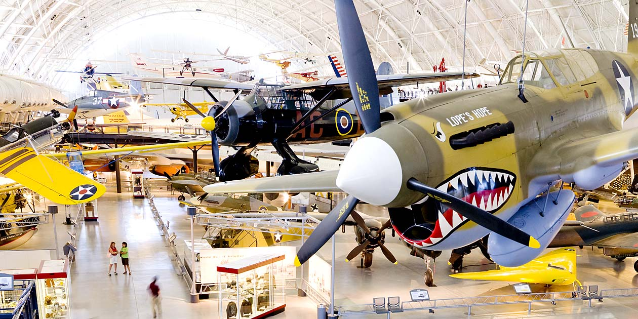 National Air Space Meuseum Washington
